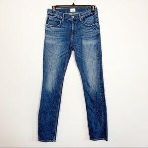 Hudson   Blake Slim Straight Jeans   Sz 32
